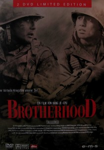 Brotherhood - Cover