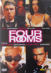 Four Rooms - Cover
