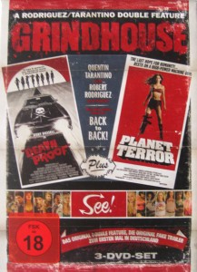 Grindhouse - Cover 1