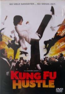 Kung Fu Hustle - Cover
