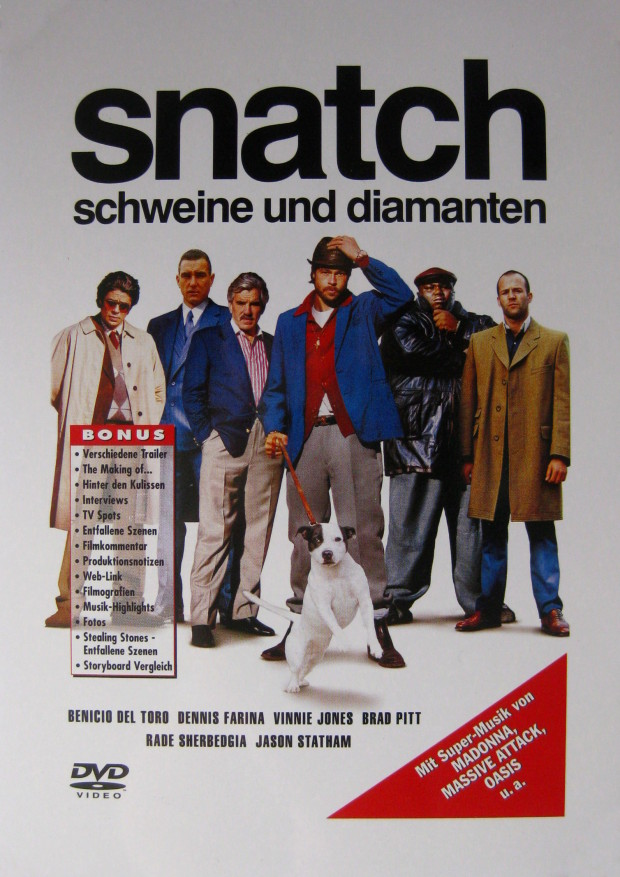Snatch - Cover
