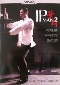 IP Man 2 - Cover