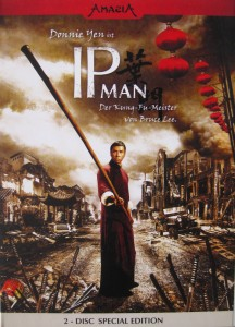 IP Man - Cover