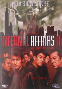Infernal Affairs 2 - Cover