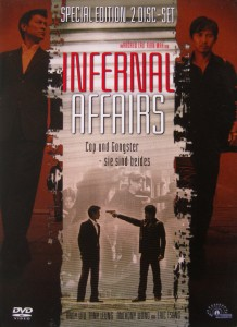 Infernal Affairs - Cover 1