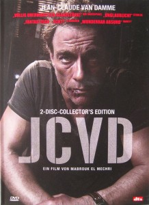 JCVD - Cover