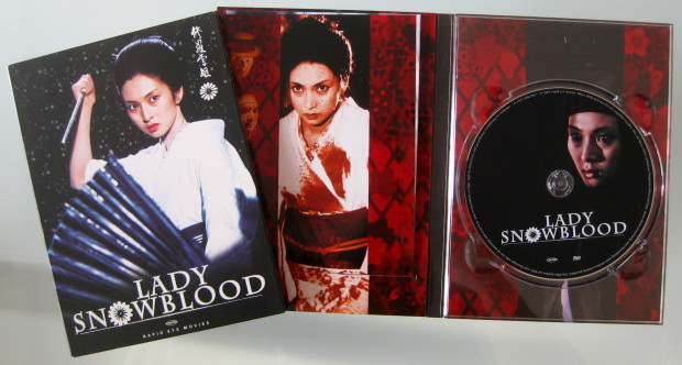 Lady Snowblood - Cover 2