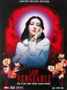 Lady Vengeance - Cover 1