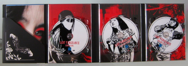 Lady Vengeance - Cover 2