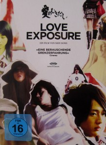Love Exposure - Cover