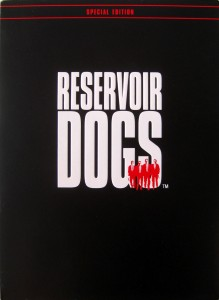 Reservoir Dogs - Cover 1