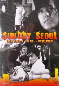 Sunday Seoul - Cover