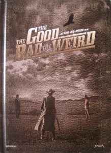 The Good, The Bad, The Weird - Cover