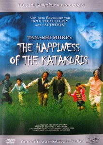The Happiness Of The Katakuris - Cover