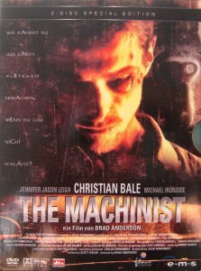 The Machinist - Cover 1