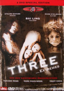 Three... Extremes - Cover