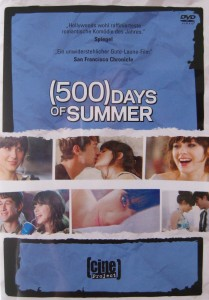 (500) Days of Summer - Cover