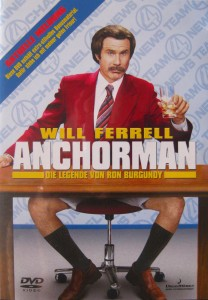 Anchorman - Cover