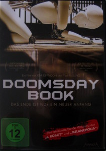 Doomsday Book - Cover