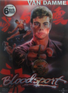 Bloodsport - Cover 1
