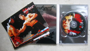 Bloodsport - Cover 2