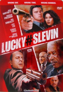 Lucky Number Slevin - Cover