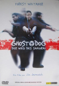 Ghost Dog - Cover