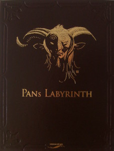 Pans Labyrinth - Cover 1