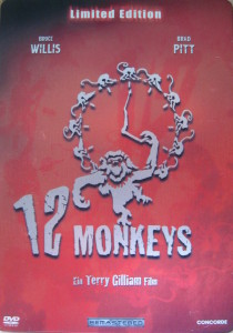 12 Monkeys - Cover