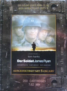 Der Soldat James Ryan - Cover
