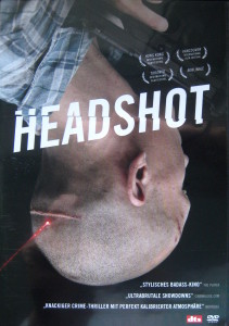 Headshot - Cover