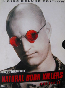 Natural Born Killers - Cover 1