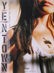 Yentown - Cover 1