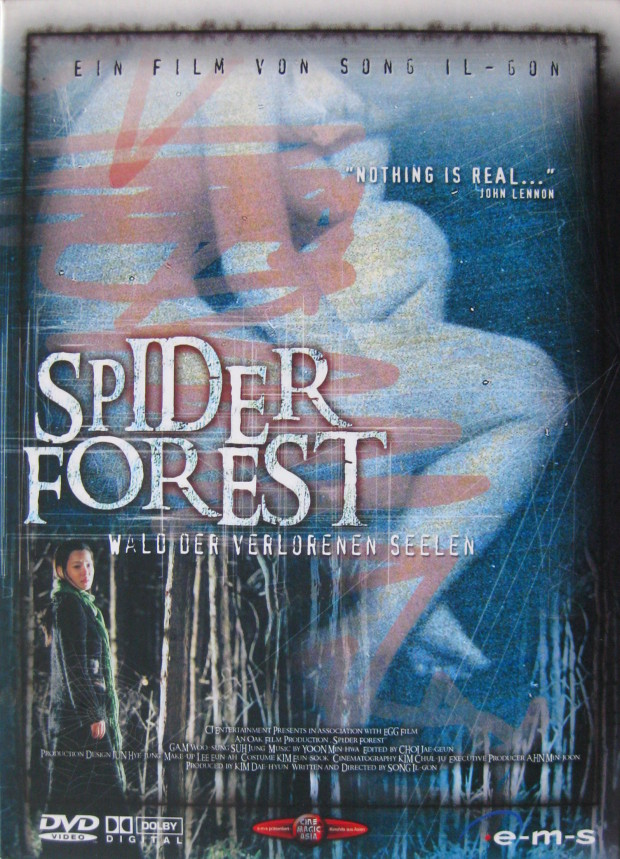 Spider Forest - Cover